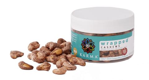 karma wrapped nuts