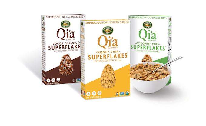 natures path qi'a superflakes