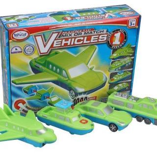 mix and match vehicles