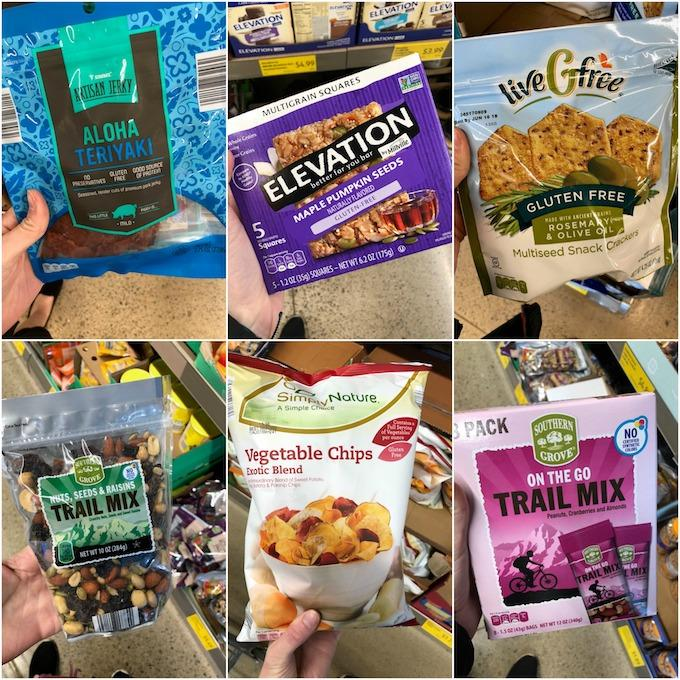 healthy Aldi snacks