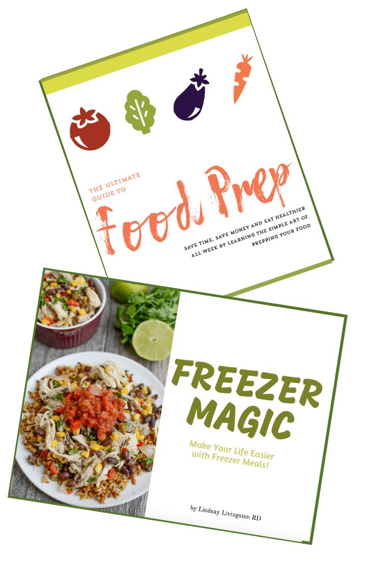 Freezer Magic and Food Prep Bundle