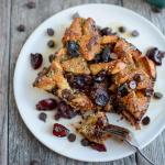Cherry Gingerbread French Toast Bake 2 copy