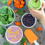 Kid-Friendly Smoothies with Vegetables