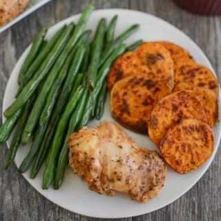 Spicy Yogurt Marinated Chicken