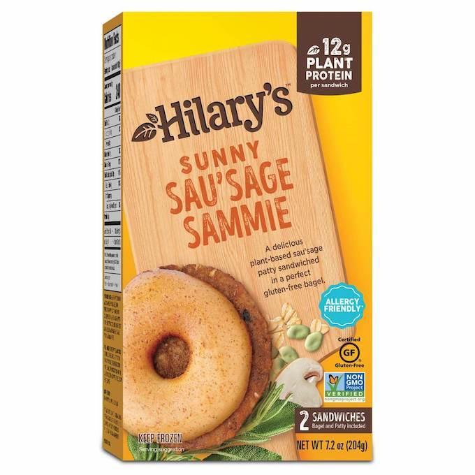 hillary's breakfast sausage