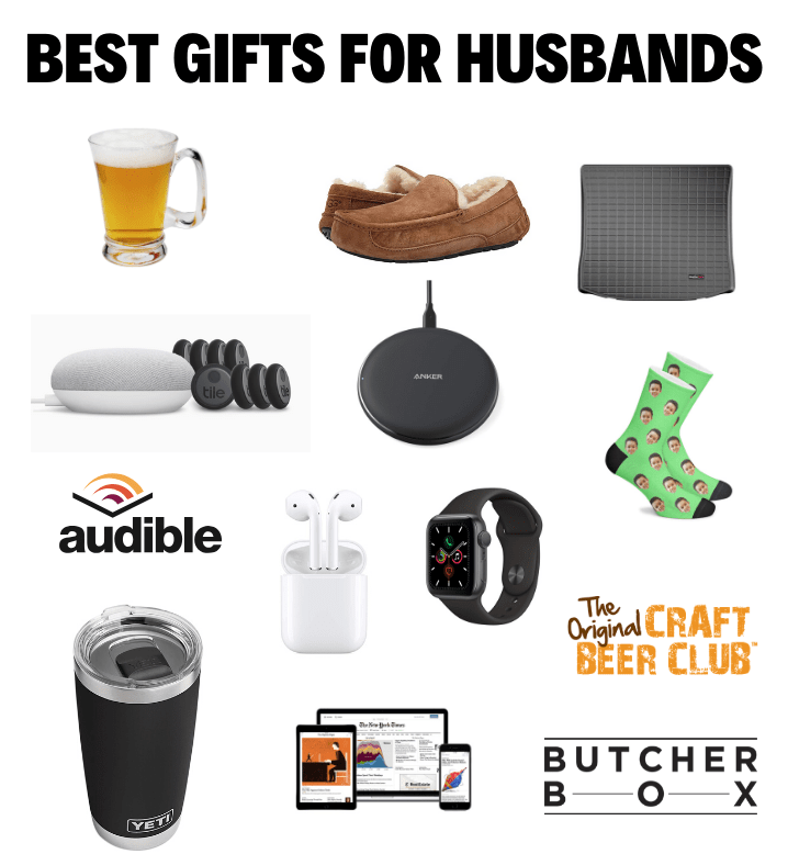 The best gifts for husbands in 2019