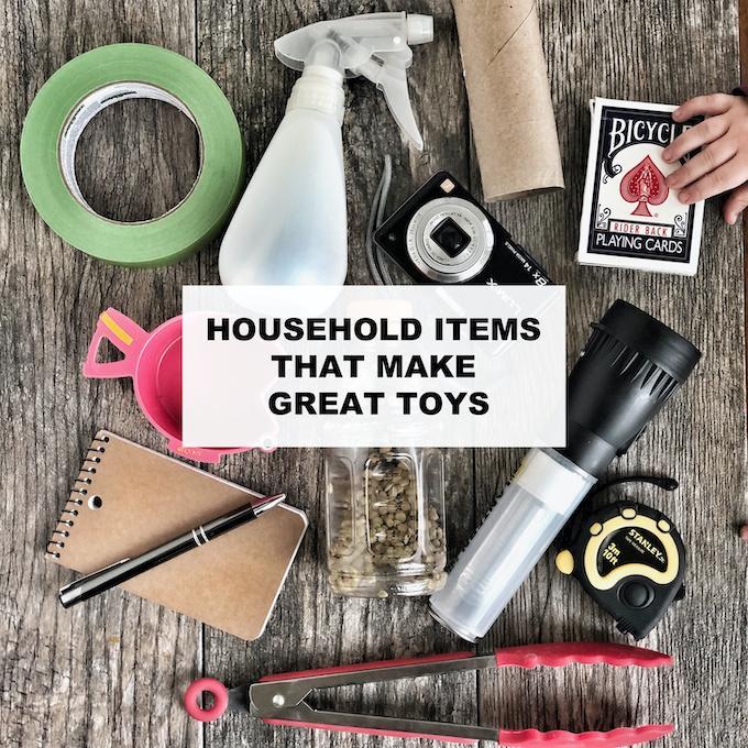 household item toys