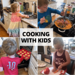 The Ultimate Guide to Teaching Kids To Cook