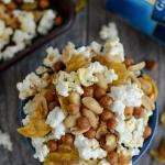 Roasted Chick Pea Snack Mix