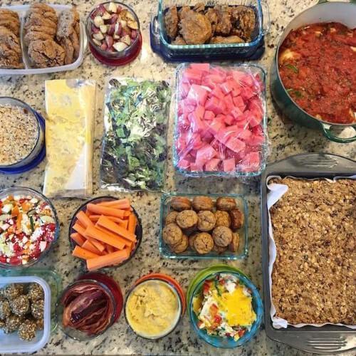 بهترین نکات برای آماده سازی غذا