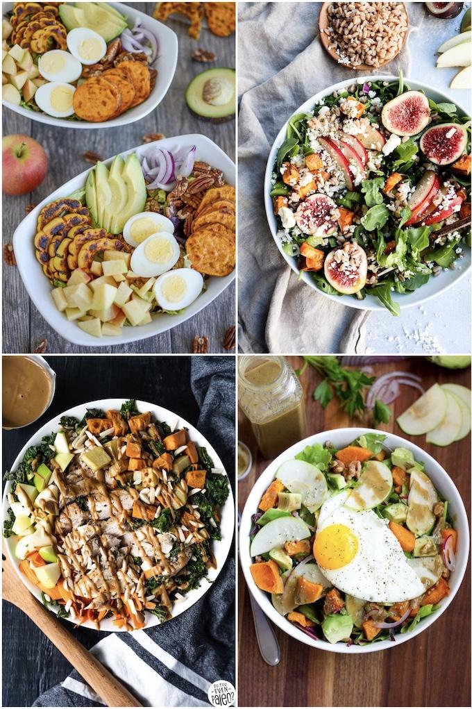 fall salad ideas