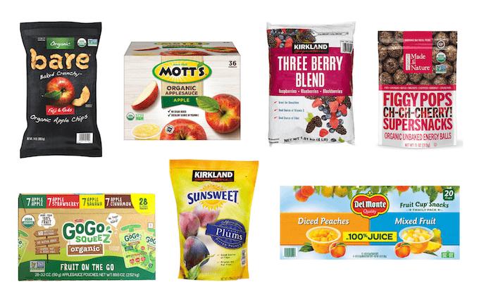 fruit snacks costco