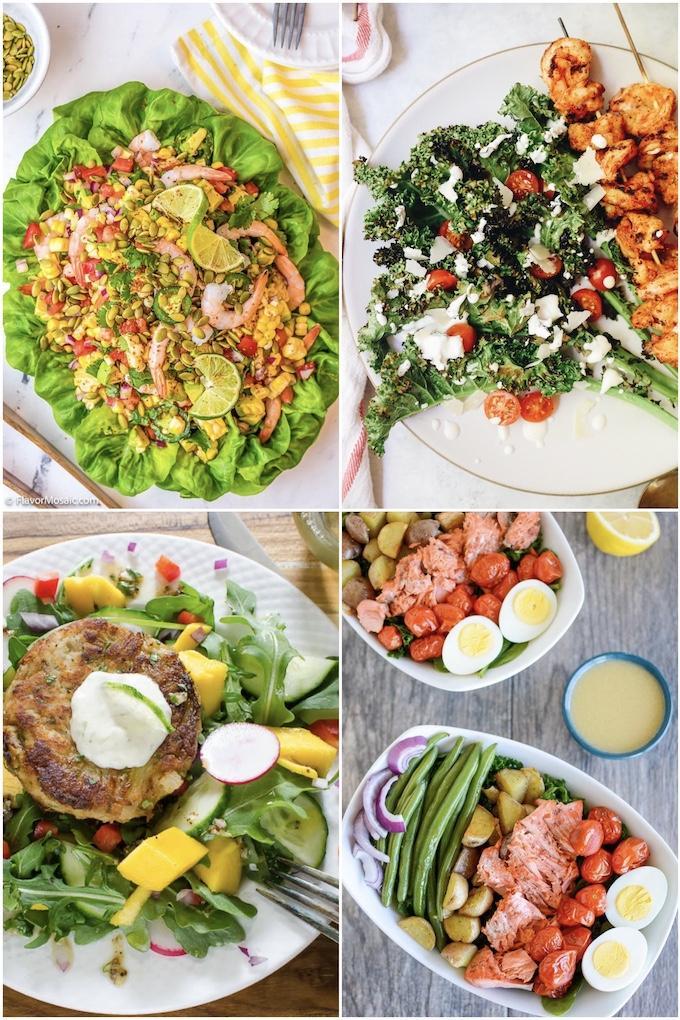 seafood salad ideas