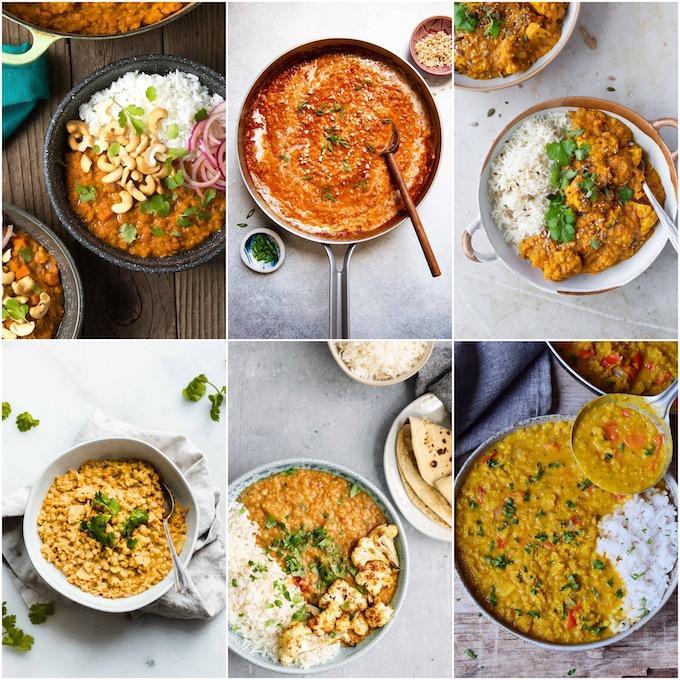 lentil recipes vegan