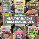 trader joe's healthy snacks
