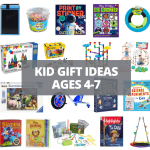 kid gift ideas ages 4-7