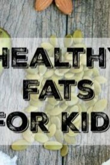 Learn more about the importance of healthy fats for kids, sources of healthy fats and easy ways to add them to your child's diet to help with satiety, brain development and more.
