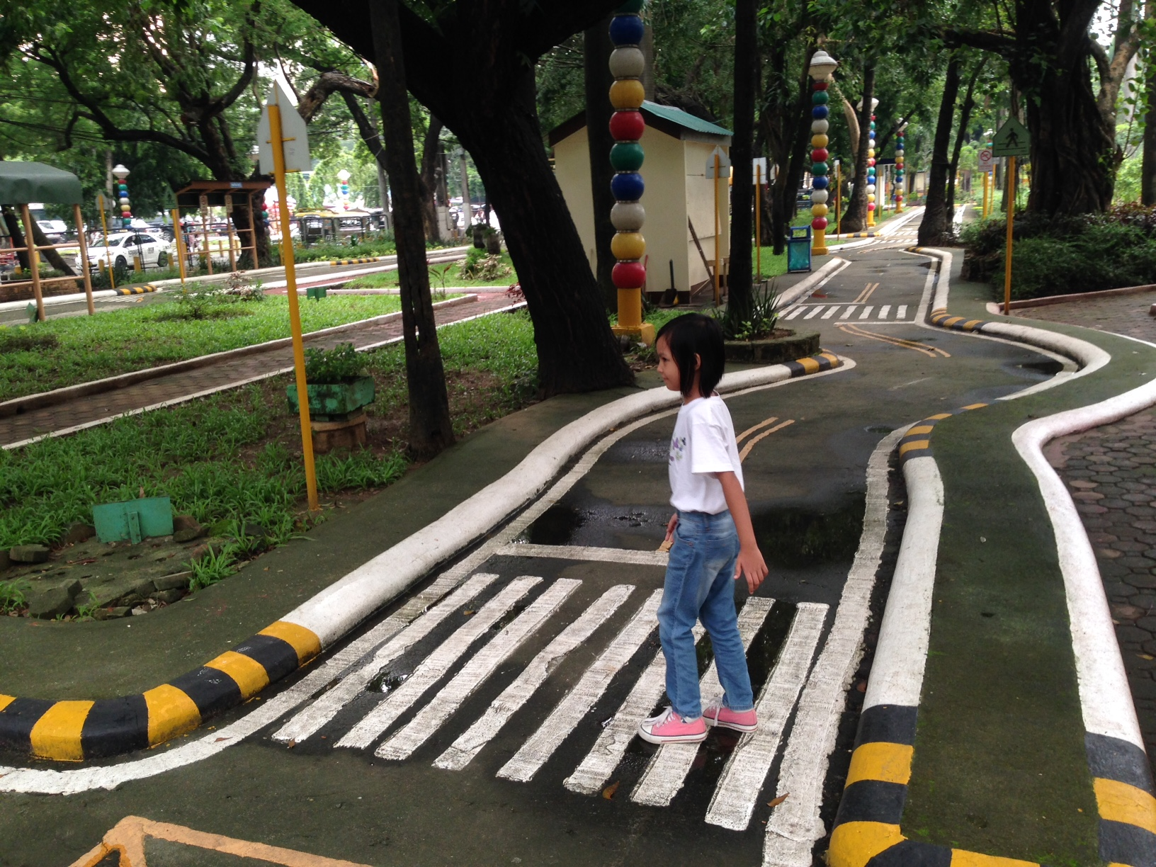 A Visit To The Mmda Children S Road Safety Park