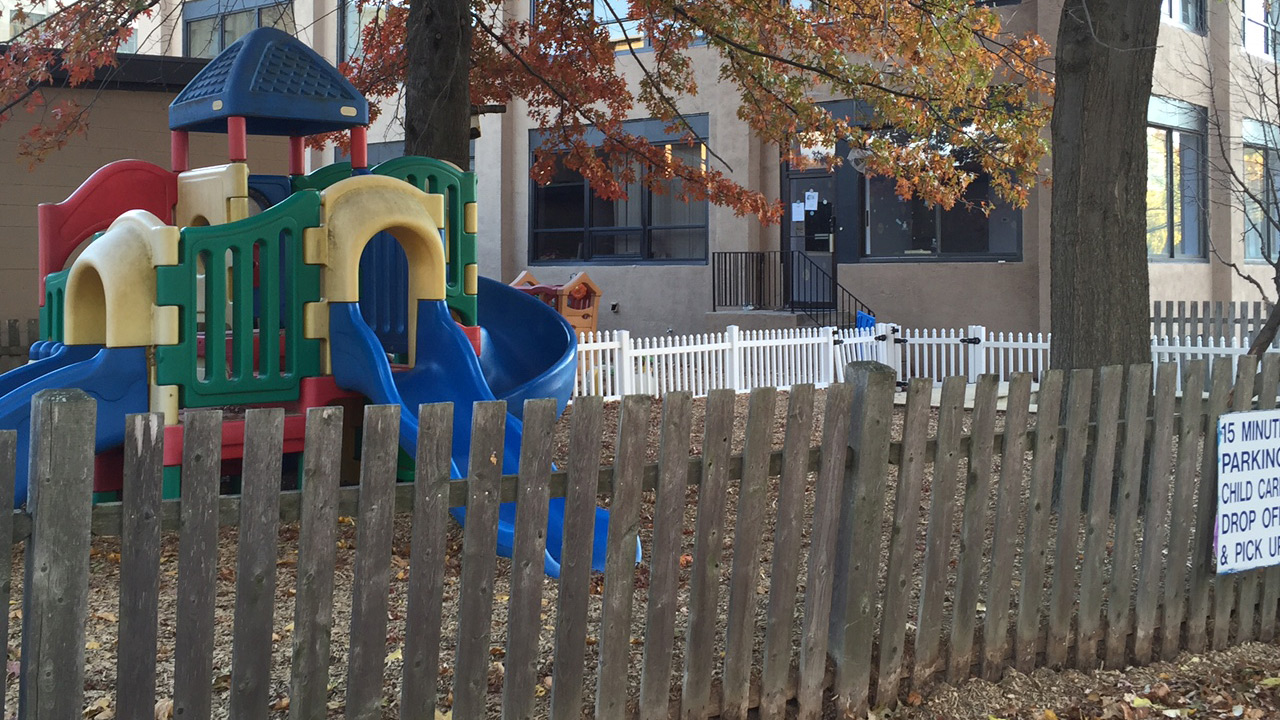 framingham daycare playground