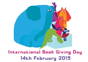 Poster International Book Giving Day
