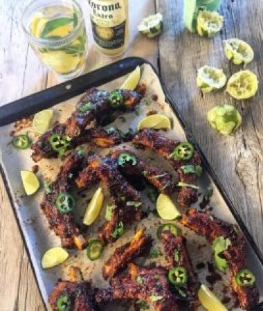 Chipotle Lime Ribs