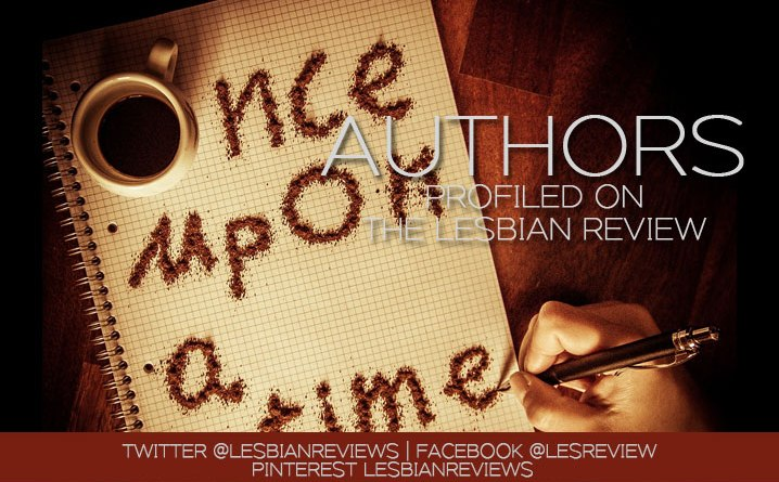 Authors profiled on the lesbian review