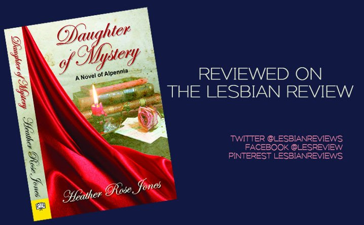Daughter Of Mystery by Heather Rose Jones
