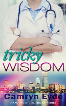 camryn eyde tricky wisdom reviewed on The Lesbian Review