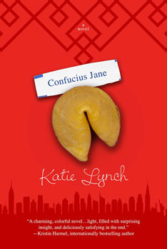 Katie Lynch Confucius Jane Book review on The Lesbian Review
