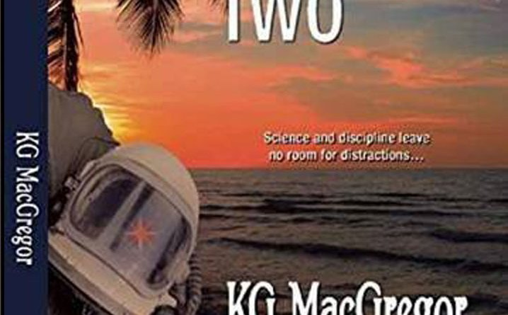 T-Minus Two by KG MacGregor on TheLesbianReview.com