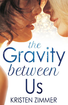 kristen zimmer the gravity between us