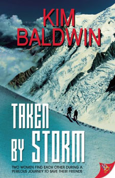 kim baldwin taken by storm