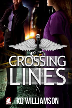 Crossing Lines by KD Williams