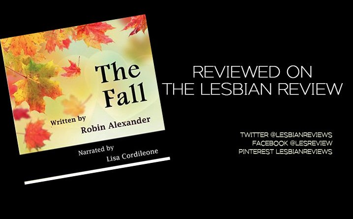 Robin Alexander The Fall