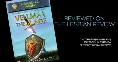 Vellmar The Blade by Fletcher DeLancey