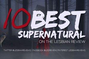 10 best supernatural lesbian books