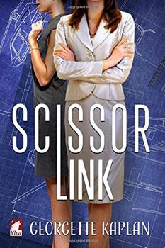 Scissor link by georgette kaplan