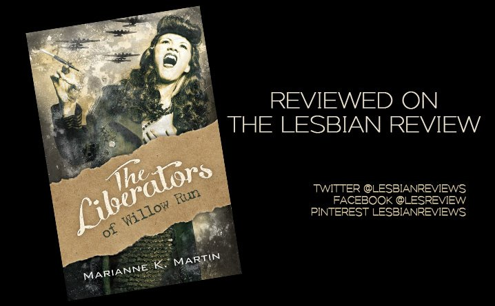 The Liberators by Marianne K Martin