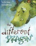 The Different Dragon by Jennifer Bryan