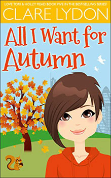 All I Want for Autumn by Clare Lydon