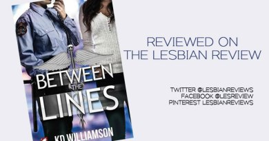 Between the Lines by KD Williamson