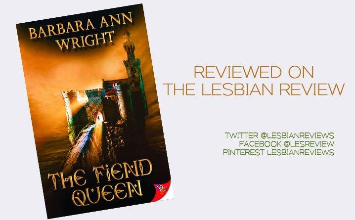 The Fiend Queen by Barbara Ann Wright