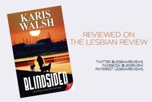 Blindsided by Karis Walsh