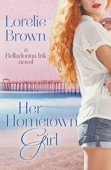 Her Hometown Girl by Lorelie Brown