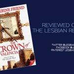 The Crown Valencia by Catherine Friend: Book Review