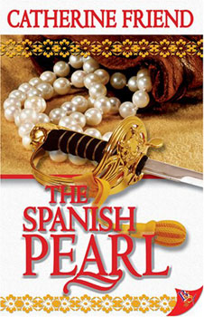 The Spanish Pearl by Catherine Friend