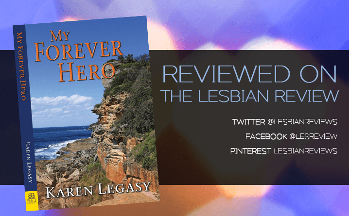 My Forever Hero by Karen Legasy