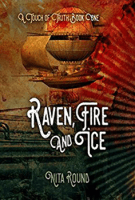 Raven Fire and Ice by Nita Round