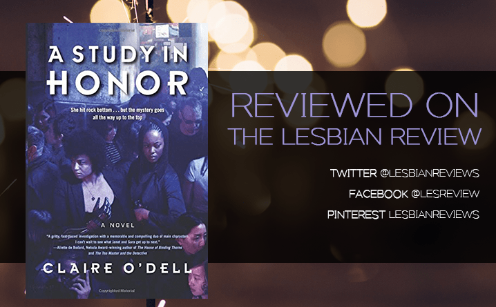A Study In Honor by Claire O'Dell