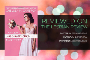 Marriage of Unconvenience by Chelsea M. Cameron